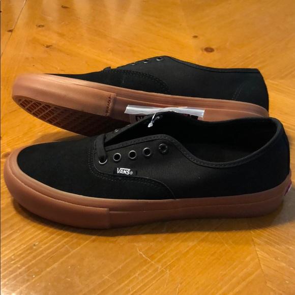 Vans Shoes | Vans Authentic Pro Black